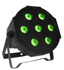 RGBW Slim Quad LED Par Can