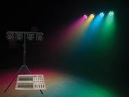 PLANO7 & CONTROL4 Stage Lighting Syste