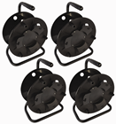 Empty Cable Reels - Set of 4