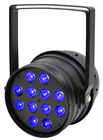 LED Parcan RGBW Stage Light - 12x 8%