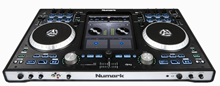 Numark iDJ Professional DJ Controller for iPad