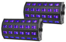 UV LED Power Flood (Pair)