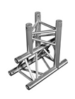 Aluminium Trussing TRIO 290 3-Way Piece%