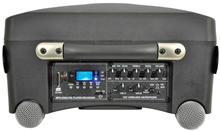 Portable Desk Top PA System with 2 H